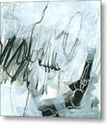Black And White #5 Metal Print