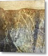 Black Canyon Metal Print