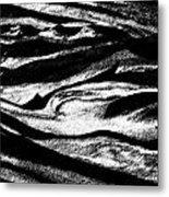 Black Sand  Metal Print