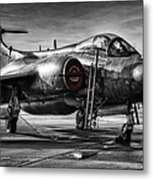 Blackburn Buccaneer Metal Print