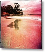 Blackman's Bay Metal Print