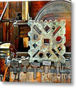 Blacksmith Blues Metal Print
