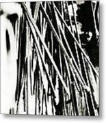 Blacksmith Iron  Metal Print