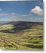 Blackstairs Mountains 6 Metal Print