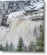 Blackwater Falls D300_13581 Metal Print