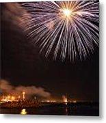 Blessing Of The Fleet - Fremantle 2am-112472 Metal Print