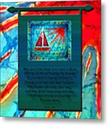 Blessings 1 Metal Print