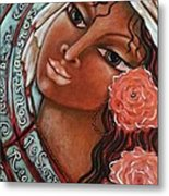 Blessings Of The Magdalene Metal Print