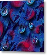 Blood And Tears Metal Print