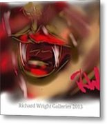 Blood Lust  Metal Print