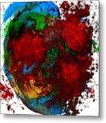 Blood Pump Metal Print