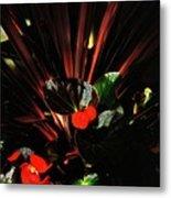 Bloomin Bew-t Metal Print