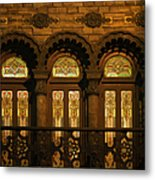 Bloomingdale's At Home In Chicago's Medinah Temple Metal Print