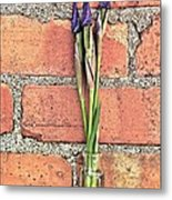 Blooms For Tomorrow  Metal Print