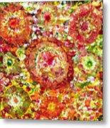 Blossom In Elysium  Metal Print