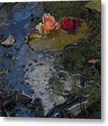 Blossom Rain 13 Metal Print