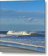 Blowin' In The Wind Seaside Heights New Jersey Metal Print