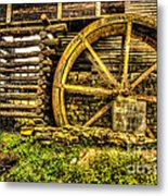 Blowing Cave Mill Est.1880 Metal Print