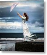 Blowing In The Wind Metal Print by Joana Kruse