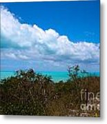 Blue 2 Of 5 Metal Print