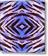 Blue 42 Metal Print by Drew Goehring