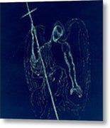 Blue Angel Series Metal Print