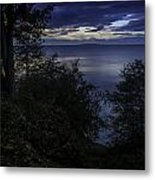 Blue Escape Metal Print by Blanca Braun