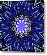 Blue Haven Metal Print