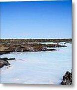 Blue Lagoon - 2 Metal Print