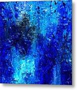 Blue Lagoon 13 Metal Print