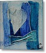 Blue Love 11 Metal Print