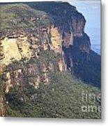 Blue Mountains Australia Metal Print