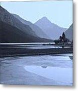 Blue Mountains Austria Metal Print