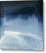 Blue Passage Metal Print