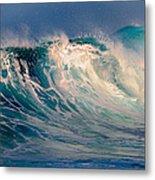 Blue Power. Indian Ocean Metal Print