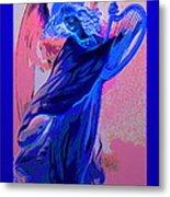 Blue Rhapsody Metal Print