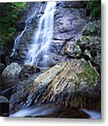 Blue Ridge Falls Metal Print