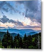 Blue Ridge Parkway Metal Print