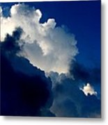 Blue Skies Metal Print