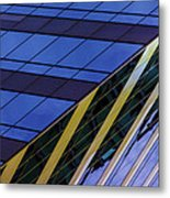 Blue Sky Horizontal  Metal Print