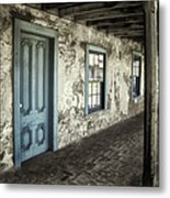 Blue Wing Inn Metal Print