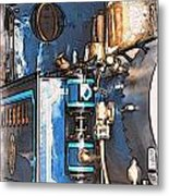 Bluebell Metal Print
