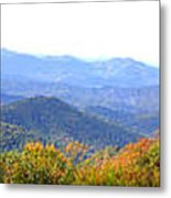 Blueridge Parkway Mm404 Metal Print