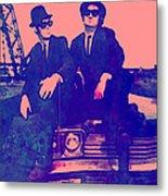Blues Brothers 2 Metal Print