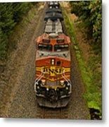 Bnsf Train 789 E  Metal Print