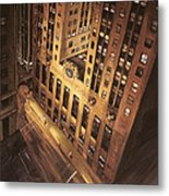 Board Of Trade Metal Print