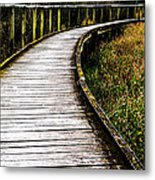 Boardwalk 03 Metal Print