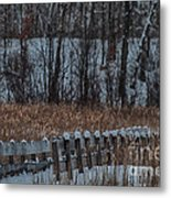 Boardwalk Series No2 Metal Print