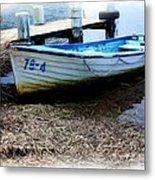 Boat 78-4 Metal Print