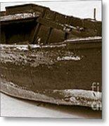 Boat Metal Print by Frank Tschakert